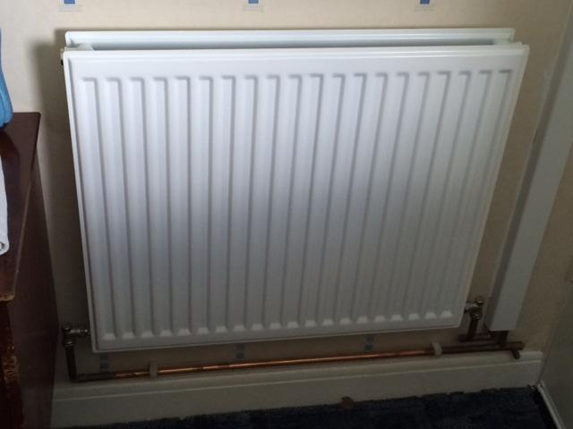Better Homes Yorkshire, Harrogate Central Heating System Case Study