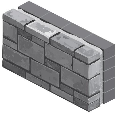 Hard to Treat Stone Cavity Wall Insulation