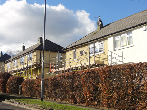 External Wall Insulation - Leeds