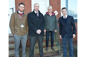 Better Homes Yorkshire and Barnsley Council help residents to heat their homes