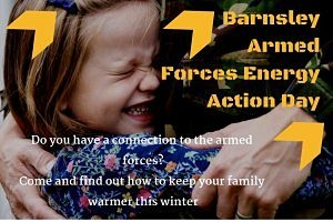 Barnsley Armed Forces Energy Action Day