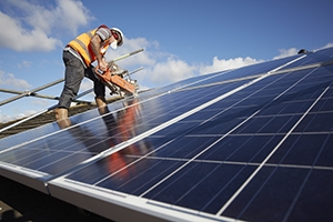 Solar Panel Project Wraps Up