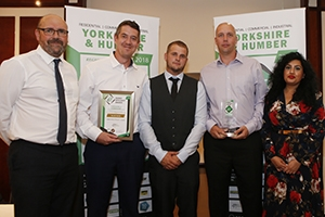 Holbeck project recognised with awards success