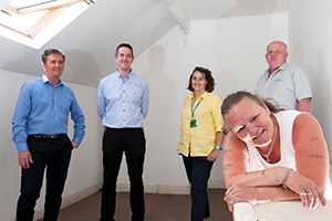 Free attic bedroom insulation for homes across Calderdale